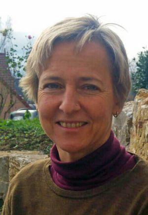 Sabine Mehling-Sitter, Referentin für Frauenseelsorge im Bistum Würzburg.