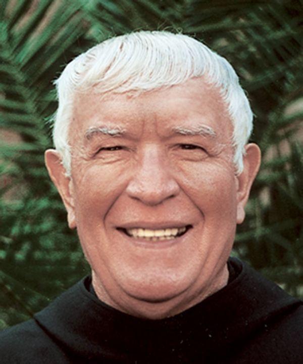 Benediktinerabt em. Siegfried Hertlein