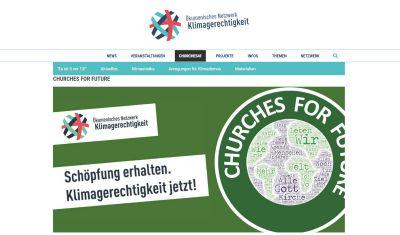 Churches for Future unterstützt den Aufruf zum Klimastreik am 19. März und ladt alle ein, sich zu beteiligen.