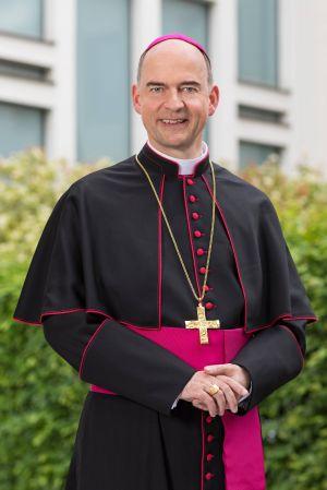 Bischof Dr. Franz Jung