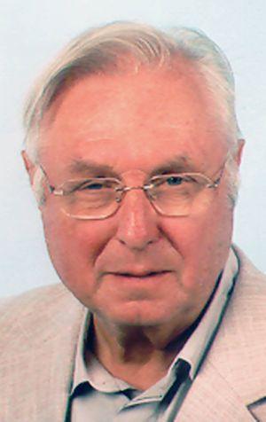 Professor em. Dr. Bernhard Casper.