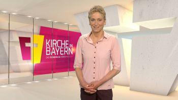 """Bernadette Schrama moderiert das ökumenische Fernsehmagazin """"Kirche in Bayern"""" am Sonntag, 25. April."""
