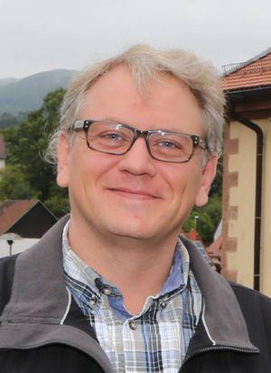 Pfarrer Dr. Florian Judmann