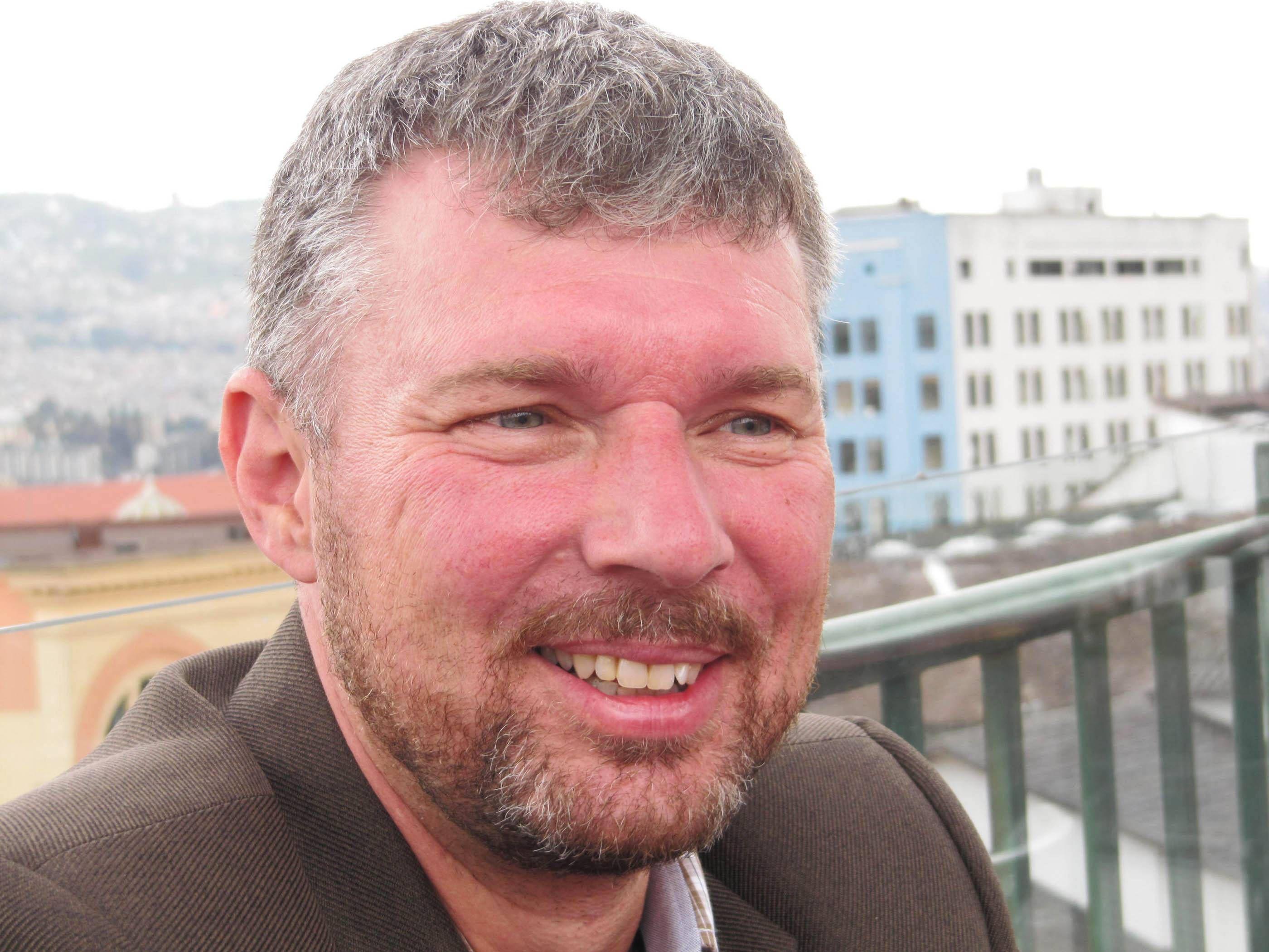 Gemeindereferent Alexander Sitter.
