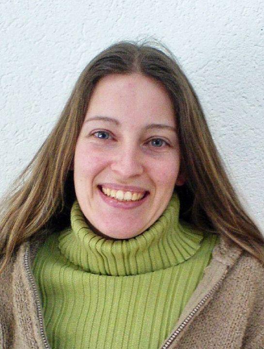 Pastoralreferentin Barbara Stockmann.