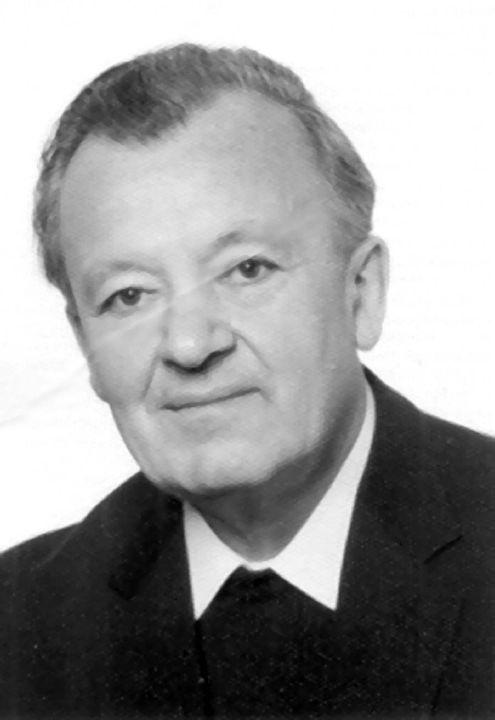 Pfarrer i R. Edwin Kaufmann (2. Juli 1925 - 10. August 2018).