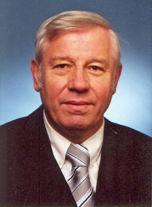Pfarrer Edwin Erhard.