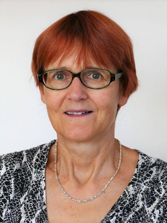 Pastoralreferentin Andrea Langhanki.