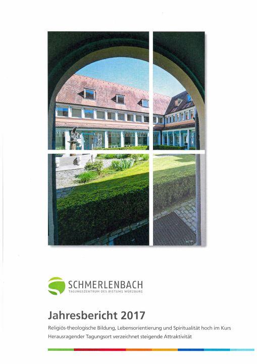 Jahresbericht 2017 des Tagungszentrums Schmerlenbach.