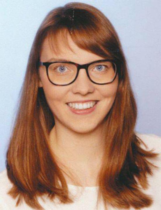 Pastoralassistentin Marie-Bernadette Reichert