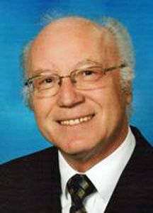 Pfarrer i. R. Waldemar Kilb.