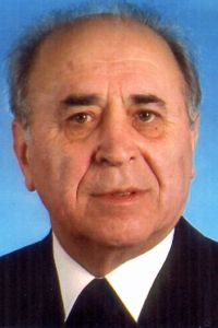 Pfarrer i. R. Paul Schneider.