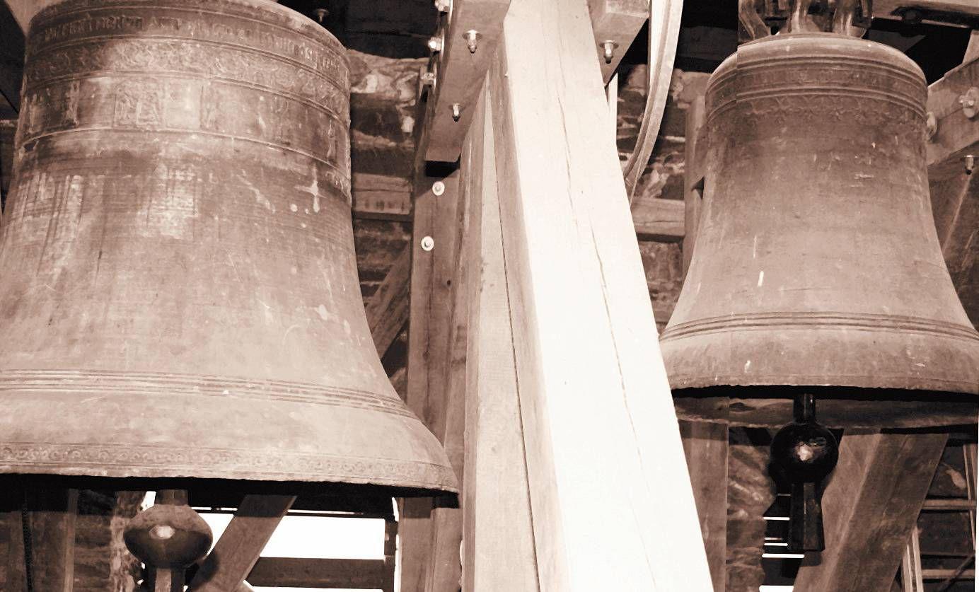 Symbolbild: Das Bonifatiuswerk lädt am Internationalen Friedenstag am 21. September 2018 zum europaweiten Glockenläuten ein.
