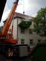 In nur 14 Wochen wurde der frühere Klosterbau auf dem Volkersberg generalsaniert.